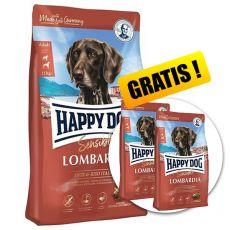 Happy Dog Supreme Sensible Lombardia 11 kg + 2 x 1kg BREZPLAČNO