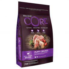 Wellness CORE Dog S/M Puppy Turkey & Chicken 10+2 kg