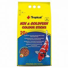 TROPICAL Koi Goldfish hrana za ribe 20L