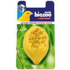 Mineralni kamen za ptice - limona, 55 g