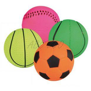Žoga za psa - gumijasta, 6 cm