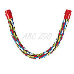 Ptičja gred - bombažna vrv, 75 cm