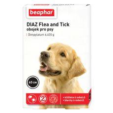 Antiparazitska ovratnica za pse DIAZ - 65 cm