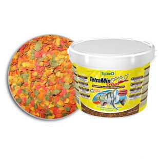 Hrana za odpornost TetraMin Crisps 10 l