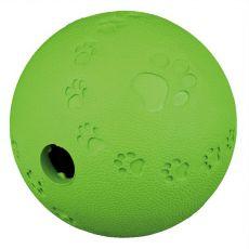 Žoga za pse iz naravne gume, 6 cm