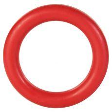 Obroč za psa iz trde gume - 15 cm