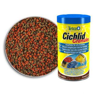 Hrana za ostrižnike TetraCichlid Granules 500 ml