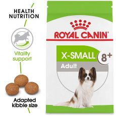 ROYAL CANIN X-SMALL ADULT 8+ 1,5 kg