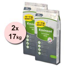 EMINENT Lamb and Rice - 2 x 17 kg