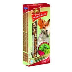 Vitapol palčke za glodalce - zelenjava, 2 kosa