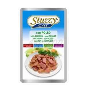 Stuzzy cat koščki - perutnina, 100 g