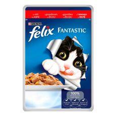 Felix hrana - govedina v želeju 100 g