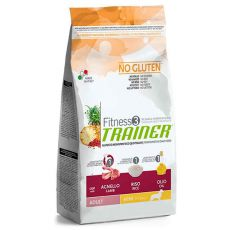 Trainer Fitness3 Adult MINI jagnjetina z rižem - 7,5 kg