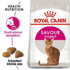 Royal Canin Savour EXIGENT - hrana za izbirčne mačke 2 kg