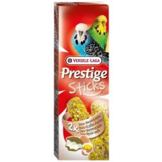 Palčke za skobčevke PRESTIGE STICKS, 2 kom - ostrige in jajca, 60g
