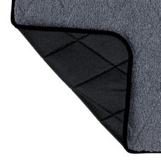 Termo podloga za pse, siva - 80x60cm