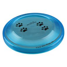 Frizbi za pse, plastičen - 19 cm