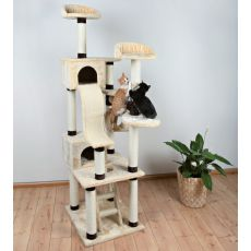 Mačji praskalnik, večnadstropen - 209 cm