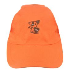 Kapa za pse YAP Dog, oranžna - 15 cm