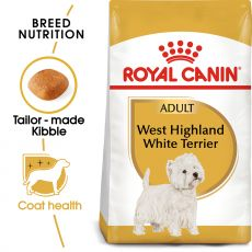 ROYAL CANIN WESTIE ADULT – 3 kg