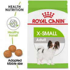 ROYAL CANIN X-SMALL ADULT – 1,5 kg