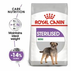 ROYAL CANIN MINI STERILISED ADULT – 8 kg