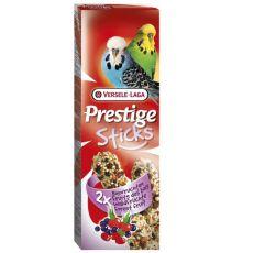 Palčke za skobčevke Prestige Sticks, 2 kosa - gozdni sadeži, 60g