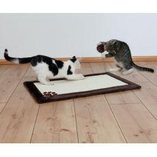 Mačji praskalnik iz sisala in pliša - 70x45 cm
