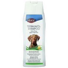 Pasji šampon z oljem čajevca - 250 ml