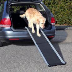 Klančina za pse za dostop do avtomobila - 38 x 155 cm