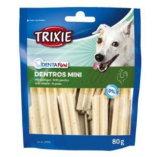 Palčke za čiščenje zob Denta Fun Mini - 60 g
