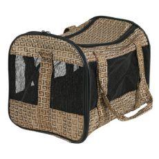 Prenosna torba za pse in mačke Malinda, 27 x 30 x 50 cm