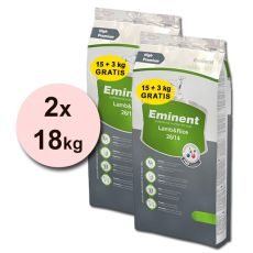 EMINENT Lamb and Rice – 2 x 18 kg