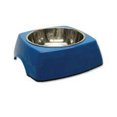 Posoda za pse DOG FANTASY, oglata - 0,70 L, modra