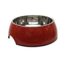 Posoda za pse DOG FANTASY, 1,40L – rdeča