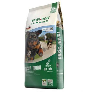 BEWI DOG BASIC MENU 25kg