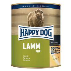 Happy Dog Pur - Lamm/jagnjetina, 800 g