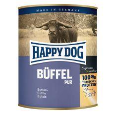 Happy Dog Pur - Büffel/bivol, 800 g