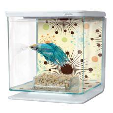 Plastičen akvarij MARINA Fireworks 2 l