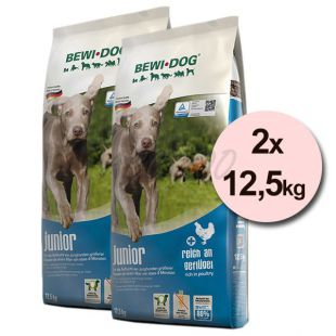 BEWI DOG JUNIOR 2 x 12,5kg