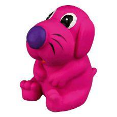 Igrača za psa - pes iz lateksa, 8 cm