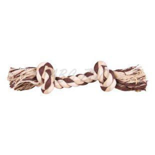 Bombažna vrv z vozli za pse - 40 cm