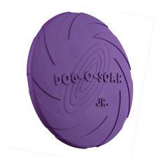 Leteči krožnik iz gume za psa - 22 cm