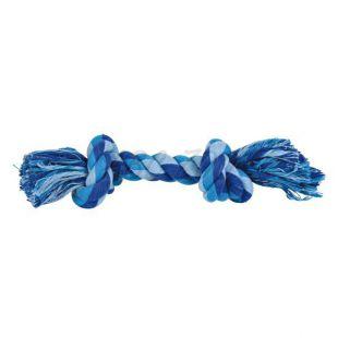Bombažna vrv z vozli za pse - 22 cm