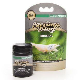 Hrana za kozice in rake Dennerle Shrimp King Mineral 30 g