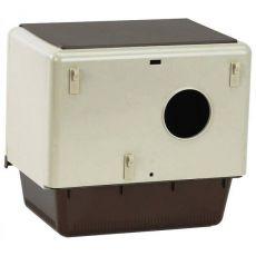 Škatla za ptice Mirto 2C - plastična, 24 x 19 x 22 cm