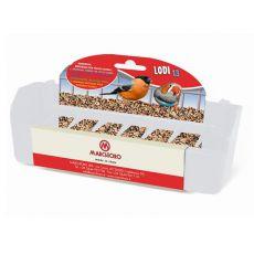 Posoda za ptičjo hrano Lodi 13 - 20 x 5 x 6,5 cm