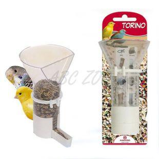 Podajalnik za hrano in vodo TORINO 4 x 7 x 12 cm