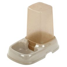 Dozirnik za hrano/vodo KUFRA 4 - bež - 6,5 l