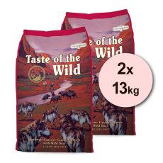 TASTE OF THE WILD Southwest Canyon 2 x 13 kg